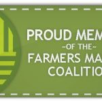 Farmers Market Coalition Dark Green